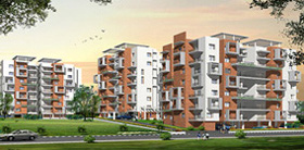 Damden Solarium 2/3 BHK Flats for Sale in Mysore