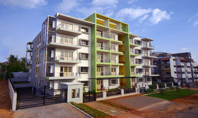 Damden Beryl - Luxurious Flats for Sale at near Vontikoppal, Mysore