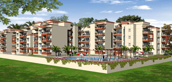 Damden Zephyr Luxurious 2/3 BHK Apartments Marathahalli, Bangalore