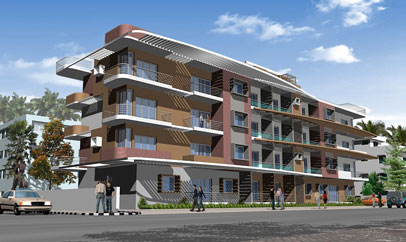 Damden Arbor - Ultimate Luxury Apartments for Sale at GKuvempu Nagar, Mysore