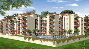 Damden Zephyr - 2/3 BHK Apartments at Gottigere